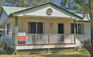 Koala Vista Holiday House on North Stradbroke Island - Straddie Sales & Rentals