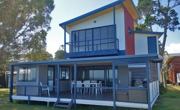 Millers Cottage Holiday House, North Stradbroke Island - Straddie Sales & Rentals