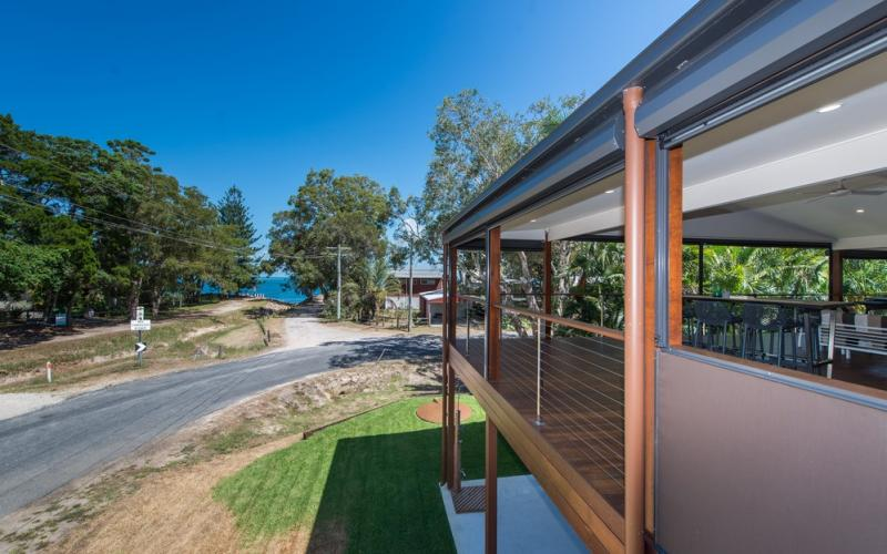 Amity Escape Holiday House - Water views