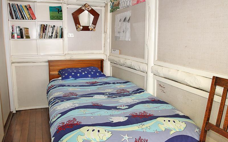 Anchorage Holiday House - Single Bedroom