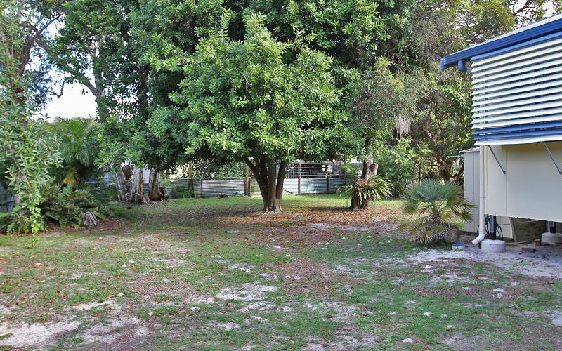 Berrimilla Holiday House - Back Yard