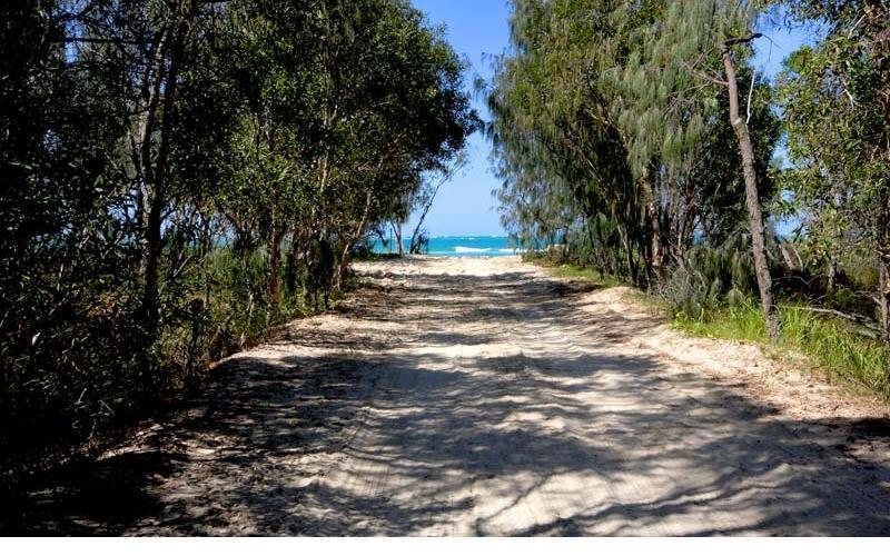 Amiri Holiday House - Beach Track