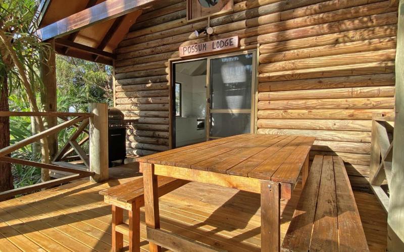 Belles on Ballow - Possum Lodge, North Stradbroke Island - Straddie Sales & Rentals
