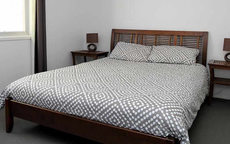 About to Castaway - Queen bedroom